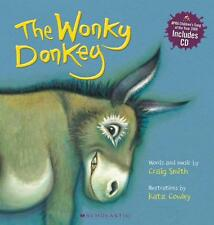 The Wonky Donkey by Craig Smith Hardcover Book Free Shipping!
