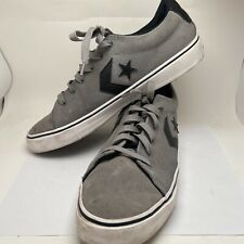 Converse Star Replay Lost in Cons Shoes Grey Black Star UK 9, EUR 44 Size
