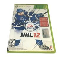 NHL 12 (Microsoft Xbox 360, 2011)