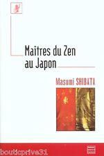 Livre tout neuf - Maîtres Du Zen Au Japon