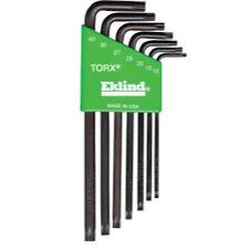 Eklind 10907 7 Stück lang Torx L-Schlüssel Set