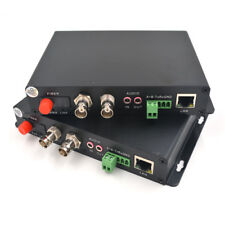 HD-SDI Video/Audio/Data/Etherner Fiber Optical Media Converters TX / RX,FC S/M