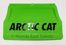 "ARCTIC CAT GREEN SNOW FLAP 99-97 121"" MODELS 02-04 MOUNTAIN CAT 2606-457"