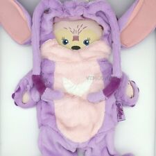 """Hong Kong Disneyland Angel from Lilo and Stitch Costume for 17"""" ShellieMay Plush"""