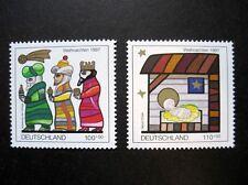 Bund, BRD MiNr. 1959-1960 postfrisch**   (BU 1959-60)