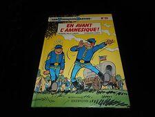 Lambil / Cauvin : Les Tuniques Bleues 29 : En avant l'amnésique EO Dupuis 1989