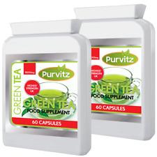 Tè verde capsule 15000mg più forte SU EBAY nessun riempitivi UK 120 Capsule