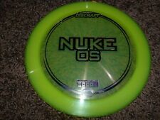 New Discraft Disc Golf Z Nuke Os *Choose Weight/Color*