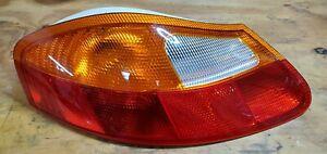 Driver Side 1997 1998 1999 2001 2002 Porsche Boxster Tail Light