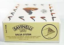 300 PCS × SAVINELLI 6 MM BALSA FILTERS BIGBOX ** NEW in BOX **