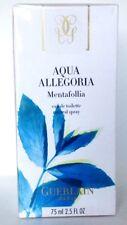 Aqua Allegoria Mentafollia Guerlain 75ml. EDT Eau de toilette spray