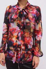 Maglie e camicie da donna a manica lunga camicetta Taglia 40