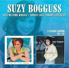 Suzy Bogguss - Give Me Some Wheels / Nobody Love, Nobody Gets Hurt (NEW CD)