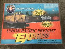 Lionel Union Pacific Freight Express Train Set Factory Sealed
