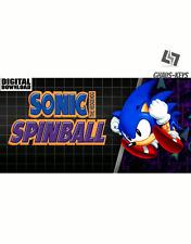 Sonic Spin Ball STEAM KEY PC GAME Codice Download Gioco Global [SPEDIZIONE LAMPO]