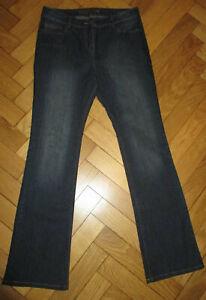 George Stretchy Blue Denim Bootcut Jeans 12L