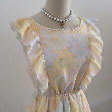 LIZ LISA Dress Daisy Yellow Kawaii Japanese Gyaru Fashion Hime Lolita