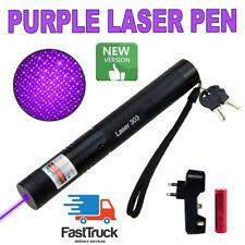 2 km Laserpointer Präsentation Lila 532 nm 303 Laserlicht sichtbarer Licht DHL