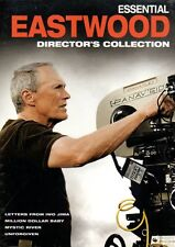 Essential Eastwood: Director's Collection REGION 1 DVD SET BRAND NEW SEALED