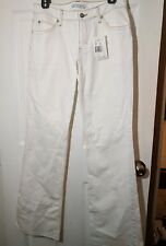 Cabi Jeans White Rodeo Days 895 Contemporary Jeans Straight Leg  Size 6