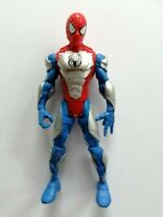 Marvel Armoured Ultimate Spider-Man vs.The Sinister Six Action Figure Hasbro 6""