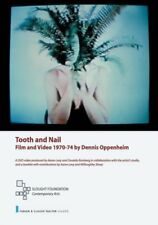 New: Tooth And Nail: Film And Video 1970-1974 DVD