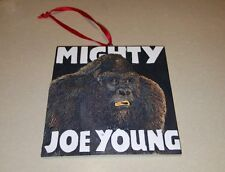 Bill Paxton Disney Pictures Mighty Joe Young Movie Gorilla Resin Ornament 1998