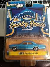 Greenlight SE Country Roads 1967 Ford Galaxie 500 Series 15 2016 BLUE