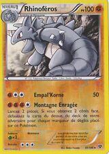 Rhinoféros Reverse - XY - 61/146 - Carte Pokemon Neuve - Française