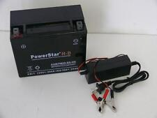 Harley Davidson 1000 1100 1200 1340 Buell RS Battery/Charger  YTX20-BS- 3YR WAR