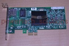 HP NC110T PCI-E SINGLE PORT GIGABIT ETHERNET LOW PROFILE SERVER ADAPTER