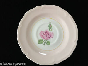 """Edwin KNOWLES KNO601 China Scalloped 1942 - 6"""" TEA CUP SAUCER"""