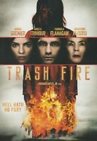Trash Fire, (DVD, 2016),WS, NEW and SEALED, LOW Shipping Cost!