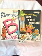 VINTAGE BOOKS / CHILDREN'S BOOKS / THE BERENSTAIN BEARS / 1971 (2)