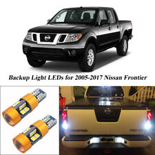 2pcs Xenon White 19-SMD LED Bulbs for Nissan Frontier 2005-2017 Backup Lights