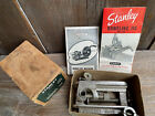 Mint Stanley No.59 Doweling Jig w/ Guides  Made In USA ~ in Orig Box + Instr