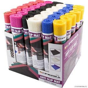 Anti NON SLIP MAT Multi Purpose Rug Dash Carpet Gripper Grip 30 x 150cm
