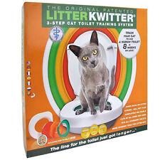 Litter Kwitter Toilet System