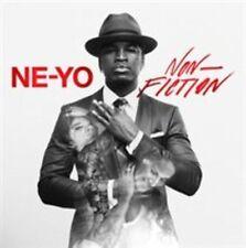 NE-YO - NON-FICTION [INTERNATIONAL DELUXE EDITION] (NEW CD)