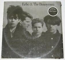 Philippines ECHO & THE BUNNYMEN Self Titled LP Record