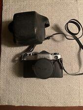 Yashica J-7 35Mm Slr Film Camera with 50mm Lens - Auto Yashinon-Dx - Japan
