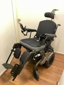 EXTREMELY Low miles 2yr warranty 9mph AmySystems Alltrack R3 Hybrid Wheel Chair,