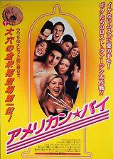 American Pie 2003 Comedy Japanese Chirashi Mini Movie Poster B5