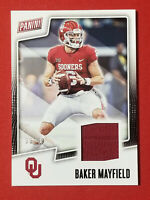2019 Panini Fathers Day Baker Mayfield Jersey Relic #d 36/99 Oklahoma Cle Browns