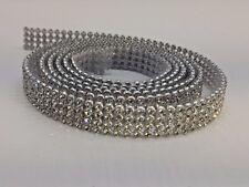 DIAMONTES GLASS TRIMMING (IRON ON)