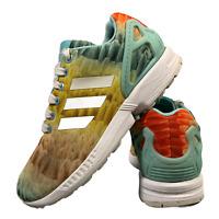 Adidas ZX Flux Women's Shoes Size Uk 3.5 Multicolour Sports Trainers EUR 36