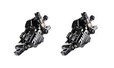 Juin Tech M1 Mountain E-bike Bicycle Bike Hydraulic Disc Brake Caliper Set Black