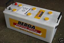 Batterie, Starterbatterie LKW, Baumaschinen, Busse 12V 180AH 600A BERGA 68032