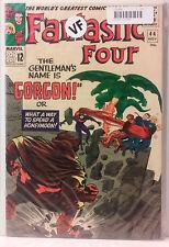 Fantastic Four #44 (Nov 1965, Marvel) VF 1st appearance of Gorgon Inhumans Movie
