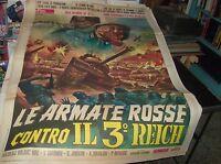 Die Bundeswehr Roten gegen die 3° Reich Manifesto 2F Original 1972